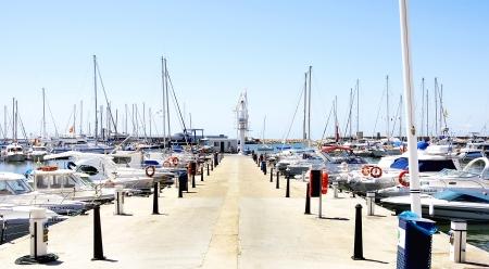Cambrils s sports port, Tarragona
