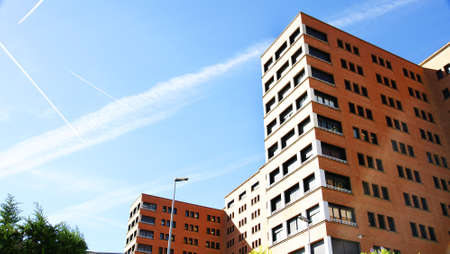 medical attention: building of the National Health Service in Barcelona Editorial