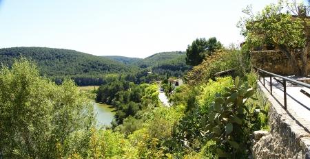 average age: Foix from the village of Castellet i la Gornal, Barcelona