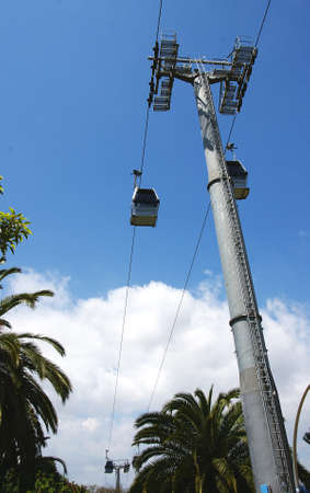 airs: Cable Car Montjuic, Barcelona