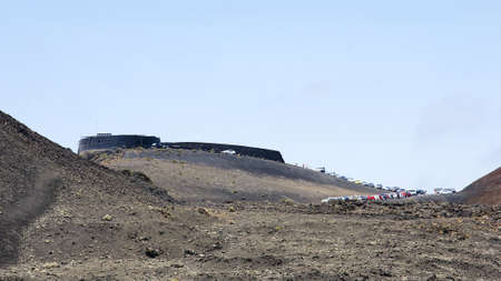 timanfaya: Parque Natural de Timanfaya, Lanzarote, Islas Canarias