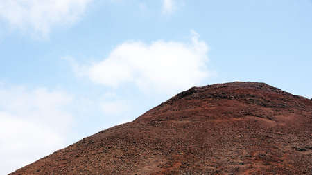 timanfaya: Parque Natural de la Monta�a de Timanfaya, Lanzarote, Islas Canarias