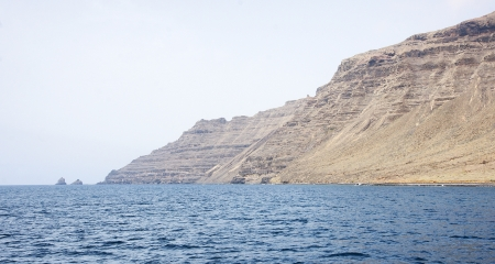 canarias: Coast in Lanzarote, Islas Canarias