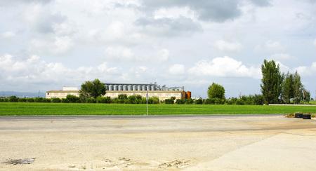 rice plantings in the Ebro Delta, Tarragona photo