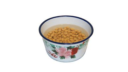 soak: soak chickpeas