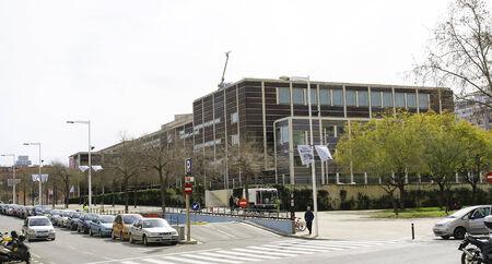 interpretations: The auditorium or L Auditori, Barcelona