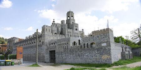 les: Castle Font Les Ruby, Terrassa, Barcelona  Editorial