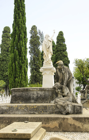 corpses: Cemetery Sitges, Barcelona Editorial