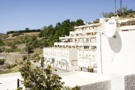 Apartment building in Enix Alpujarra, Spain