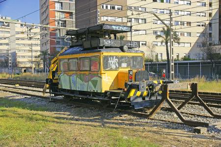 reconstructive: Reconstructive track, Badalona, ??Barcelona