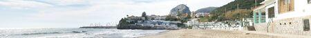 garraf: El Garraf beach Barcelona