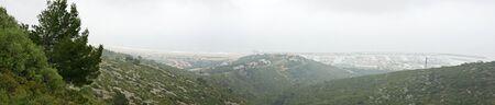garraf: Overview of the Natural Park of El Garraf, Barcelona