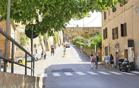 View of Siena, Siena province, Tuscany, Italy