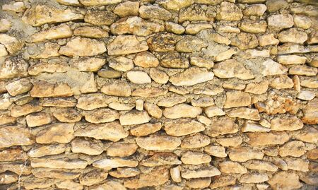 Wall of stones for backgrounds and textures