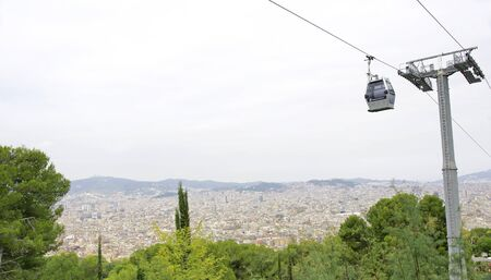 airs: Montjuic Cable Car, Barcelona