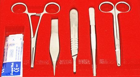 Surgical material
