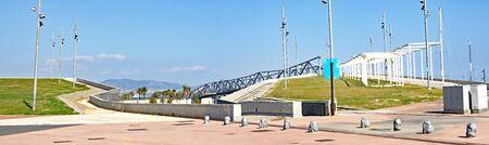 Overview of the Parc Forum de Barcelona Editorial