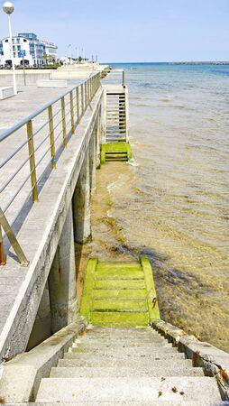Suances beach, cantabria, Spain Banque d'images