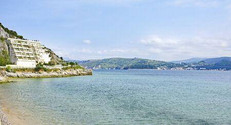 Santoña beach, Cantabria, Spain