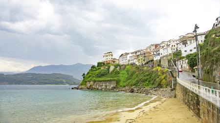 Port of Lastres, Principality of Asturias, Asturias, Spain