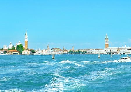 Venice, Italy, Europe Standard-Bild