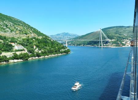 Coast of Dubrovnik, Croatia, Europe Banque d'images