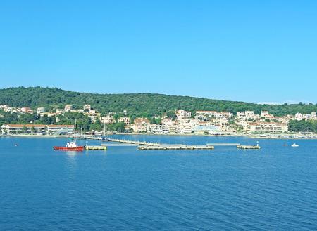 Coast of Kefallinia, Greece, Europe