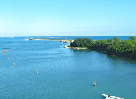 Coast of Venice, Italy, Europe