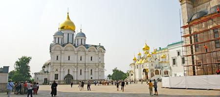 Moscow Kremlin, Russian Federation