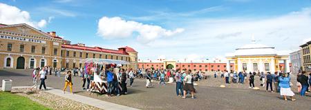 View of Saint Petersburg, Russian Federation