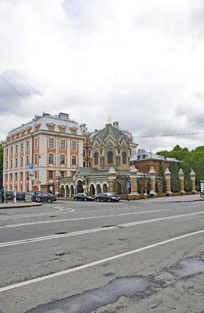 St. Petersburg Avenue, Russia