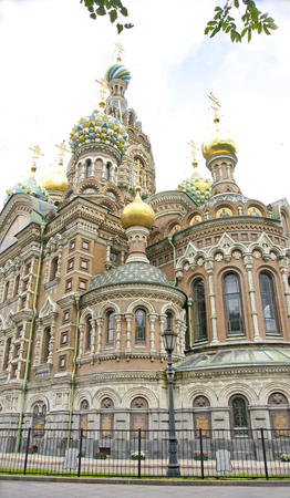 St. Petersburg Cathedral, Russia