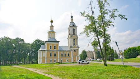 Overview of Uglich, Russian Federation