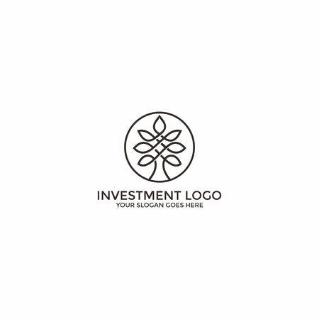 illustration of the tree logo