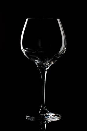 structured: copa de vino estructurado