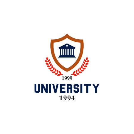 timbre de l'académie universitaire