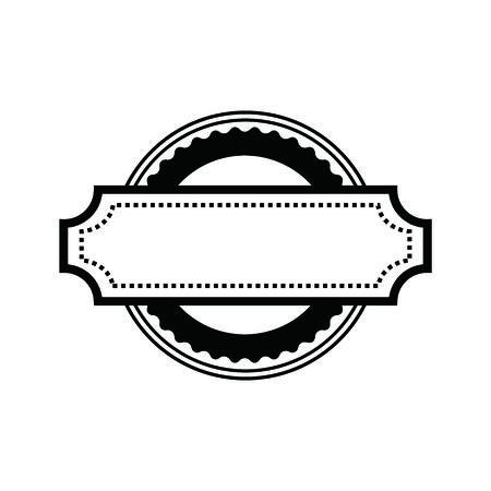 hipster shape symbol Stock Vector - 117630948