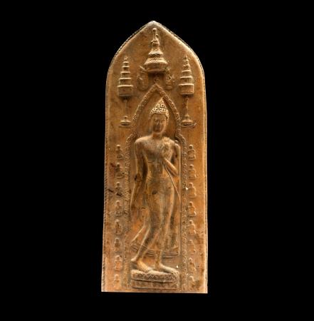small Buddha image Sukhothai  in Thailand