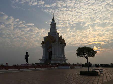 Park Meadows Sukhothai high seas Stock Photo