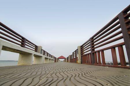 Pavilion on The Sea