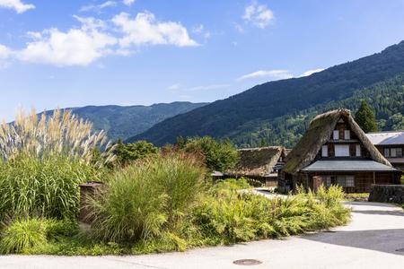 Gokayama Gassho village Editöryel