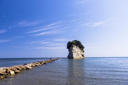 Noto Peninsula mitsukejima island