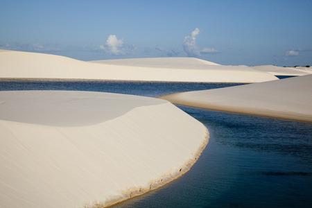 Great Sand Dunes National Park of lencois-malagnancess
