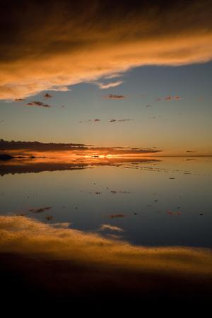 Bolivia Uyuni Salt Lake Фото со стока