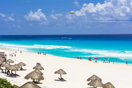 Caribbean resort, Cancún Beach
