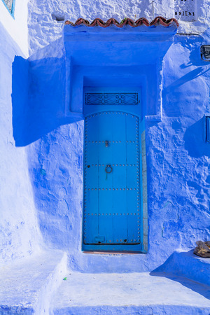 Blue city of Morocco, Chefchaouen