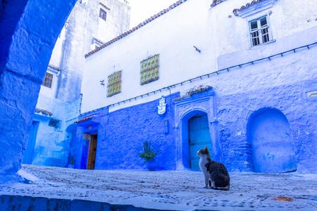 Niebieskie miasto Maroka, Chefchaouen