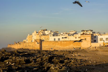 Port city in Morocco-Essaouira
