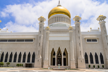Old mosque in Brunei