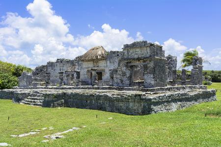 Tulum ruins on the Yucatan Peninsula